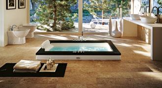 Arredamenti moderni vasca da idromassaggio quanto costa - Costi vasche da bagno ...