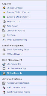 cara Merubah blogspot menjadi custom domain di namecheap