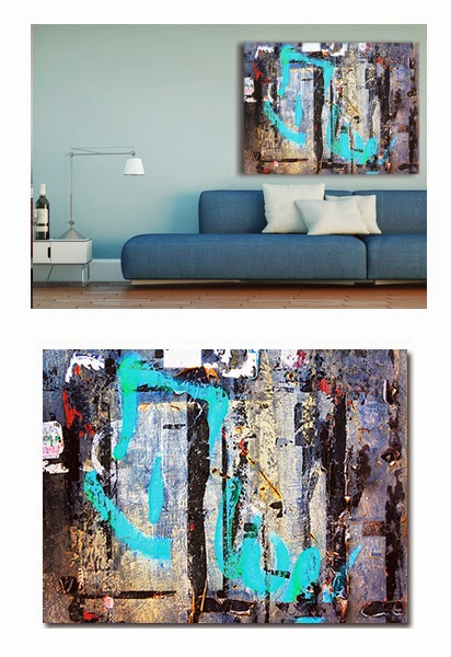 abstract, wall art, canvas art, multi coloured, landscape, art, contemporary, modern,