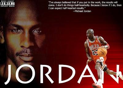 Michael Jordan The Best
