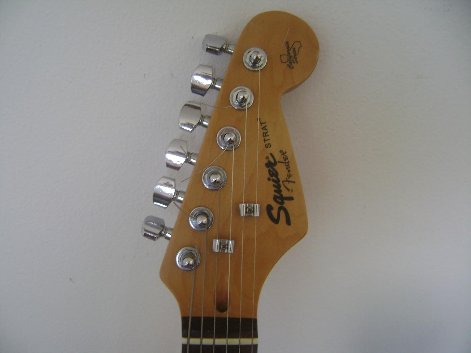 Guitarras De Um Strateiro