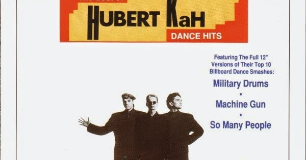 Hubert Kah Military Drums