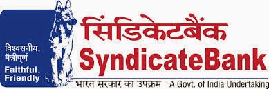 Syndicate Bank Employment News