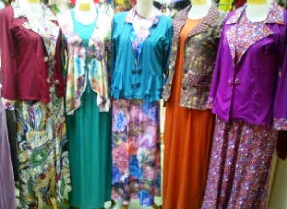 Grosir Baju Muslim Wanita Cipulir Pasar Grosir Cipulir