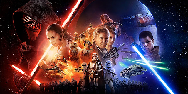 Trailer final de Star Wars: O Despertar da Força sai hoje à noite, veja o novo pôster