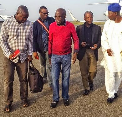 Osinbajo Planning To Hand Over To Tinubu