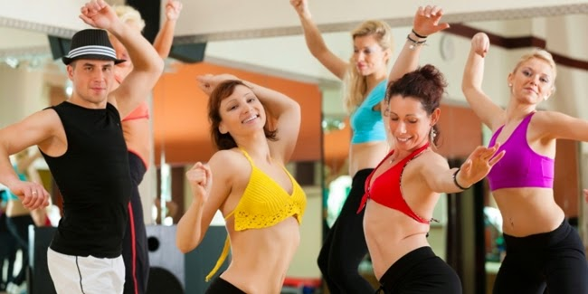 Kesehatan : Membakar Lemak Dengan Latihan Zumba