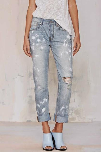 Trending Fashion 2015 - Denim - The  Boyfriend Jeans