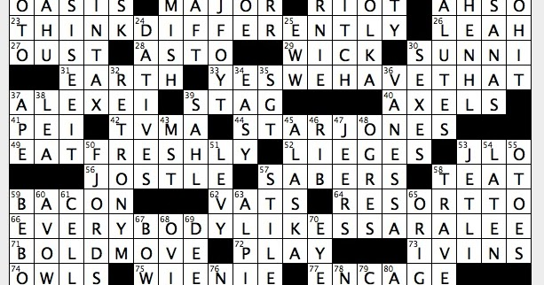 Rex parker does the nyt crossword puzzle certification for eco rex parker does the nyt crossword puzzle certification for eco friendly buildings for short sun 12 20 15 hogwarts delivery system who might say im ccuart Image collections