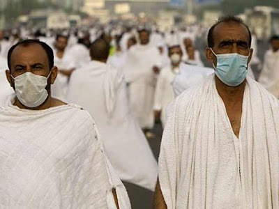 Hajj pilgrims in Saudi Arabia to the World Health Organisation warned borne virus