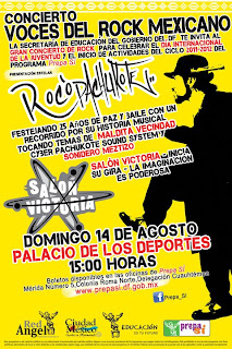 Voces Del Rock Mexicano Gratis