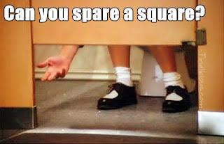 Seinfeld Spare a Square Meme