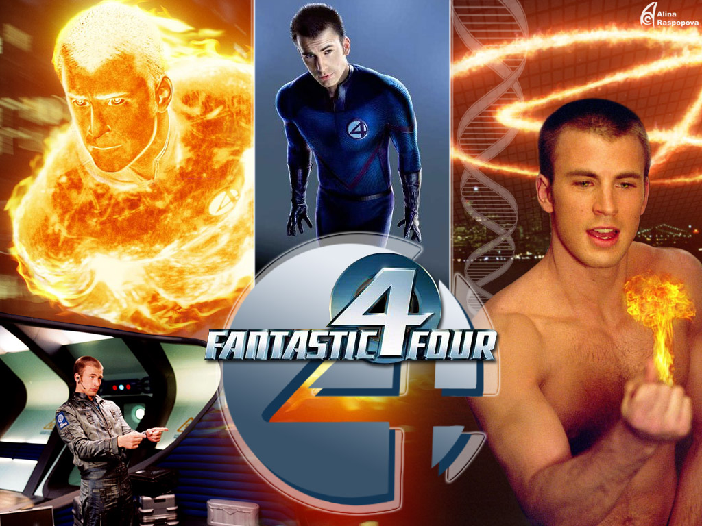 Fantastic 4 HD & Widescreen Wallpaper 0.0696942027576704