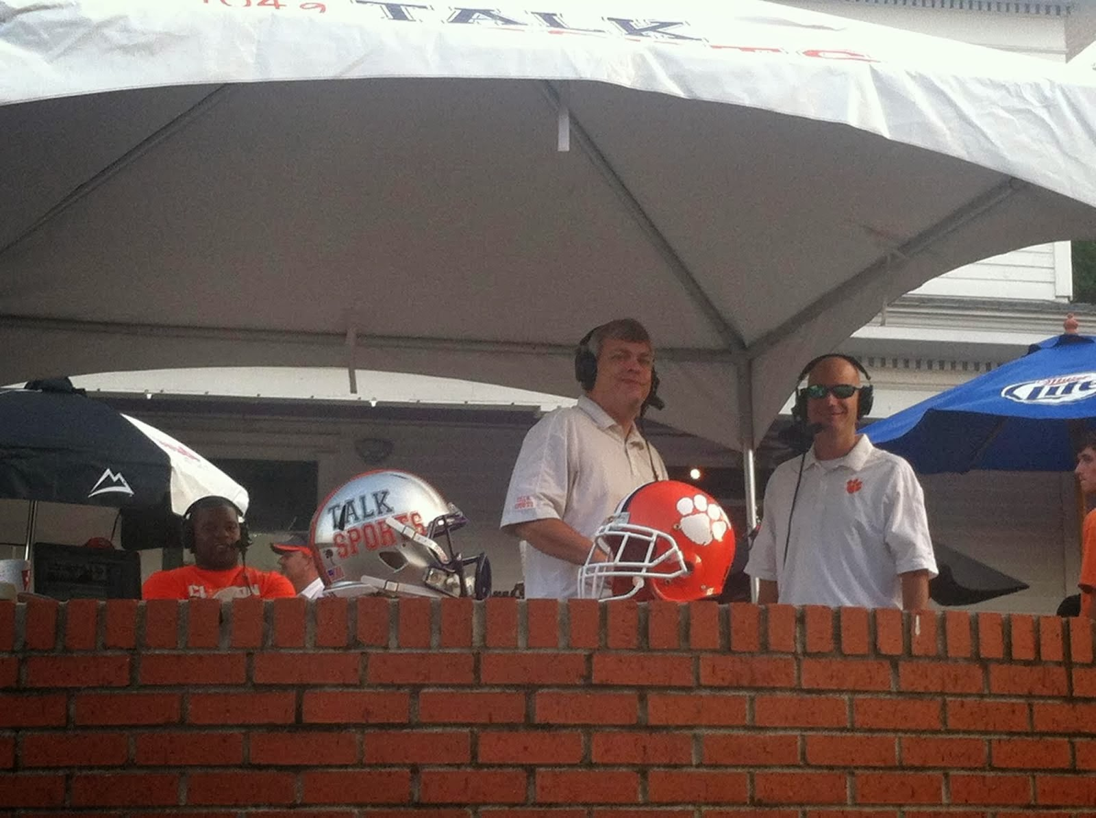 Tiger Pregame Show Hosts