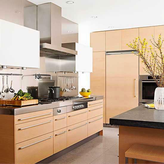 Kitchen Countertop Ideas: Modern Furniture: 2014 Stylish Stone Kitchen Countertop Ideas
