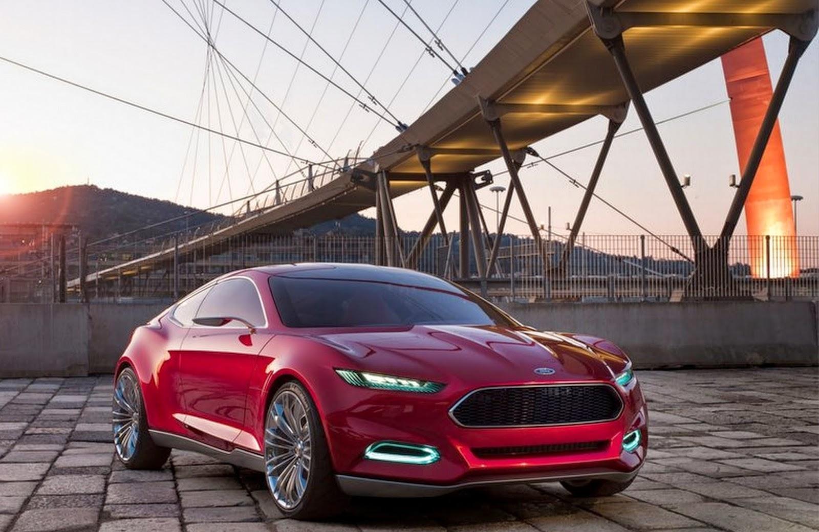 Carro - Ford Evos Concept - 2011
