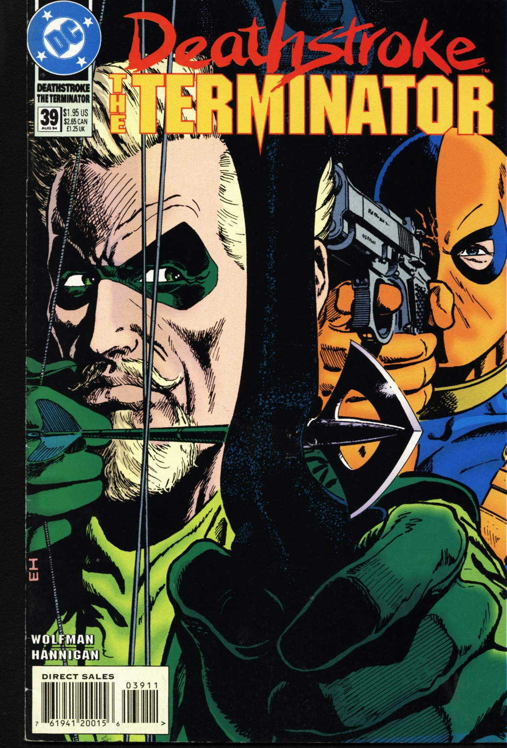 Deathstroke (1991) Issue #39 #44 - English 1