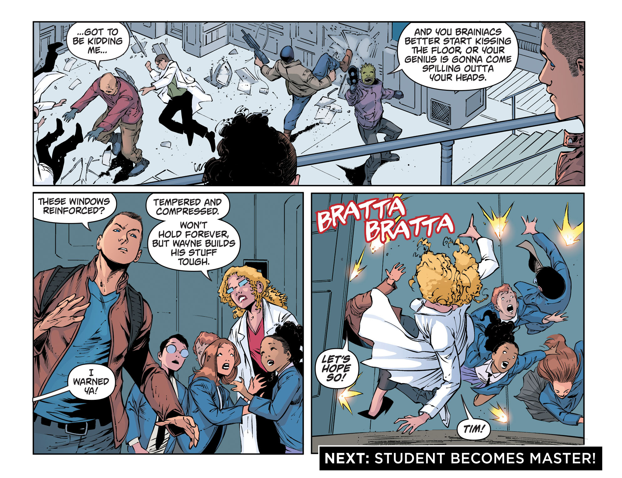 Batman: Arkham Knight [I] Issue #27 #29 - English 22