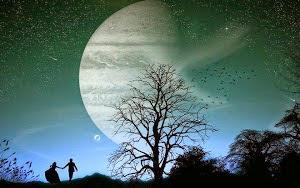 Luna llena en cada mes