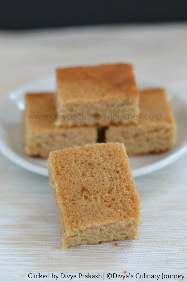 easy ginger cake recipe