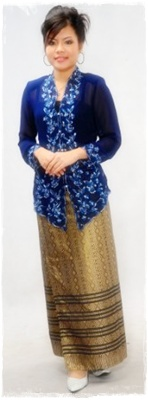 Model kebaya modern 2013 (Contoh terbaru)