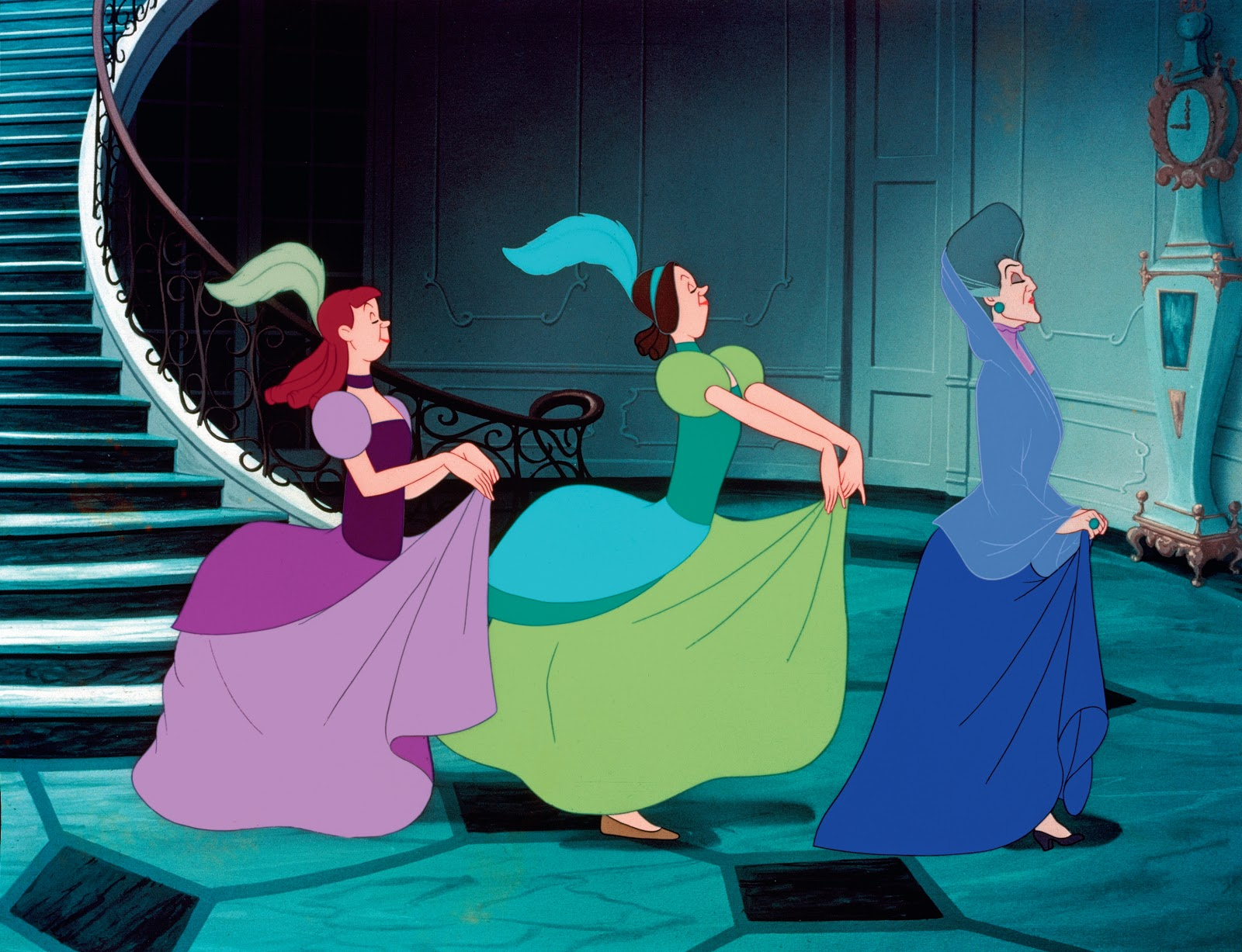 Lootion of Expressions Cinderella