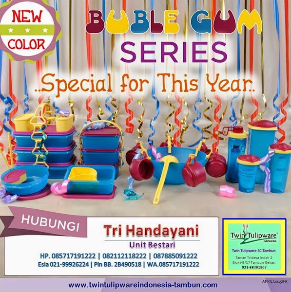 Special Year 2015 : Bubble Gum Series