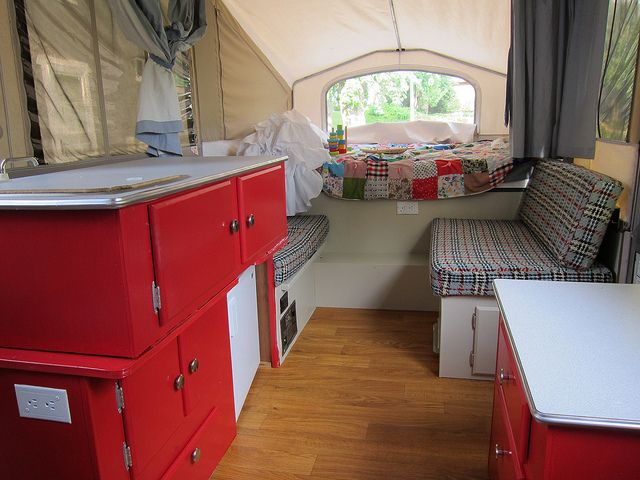 Retro Camper Renovation