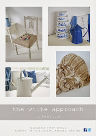 the white approach