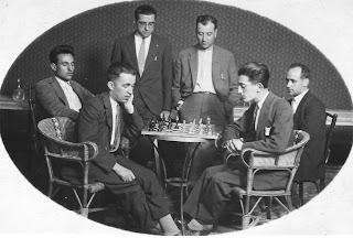 Partida de ajedrez Alfons Pintó contra Joan Vilajosana en el Torneo Espinalt de 1928