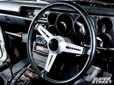 Fast and Furious Five Classic Interior