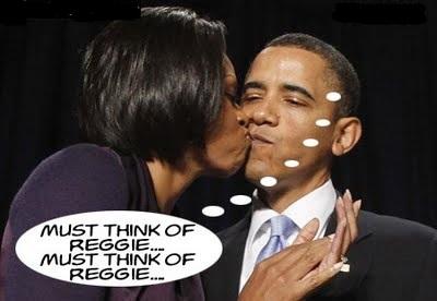 love gay reggie Barack obama