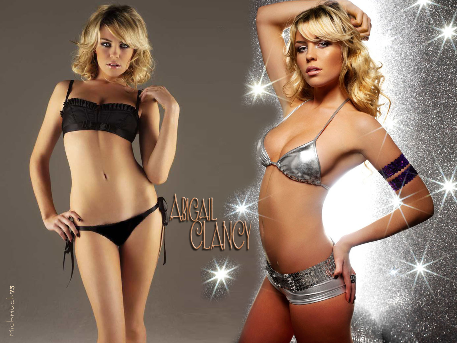 Abigail Clancy wallpaper