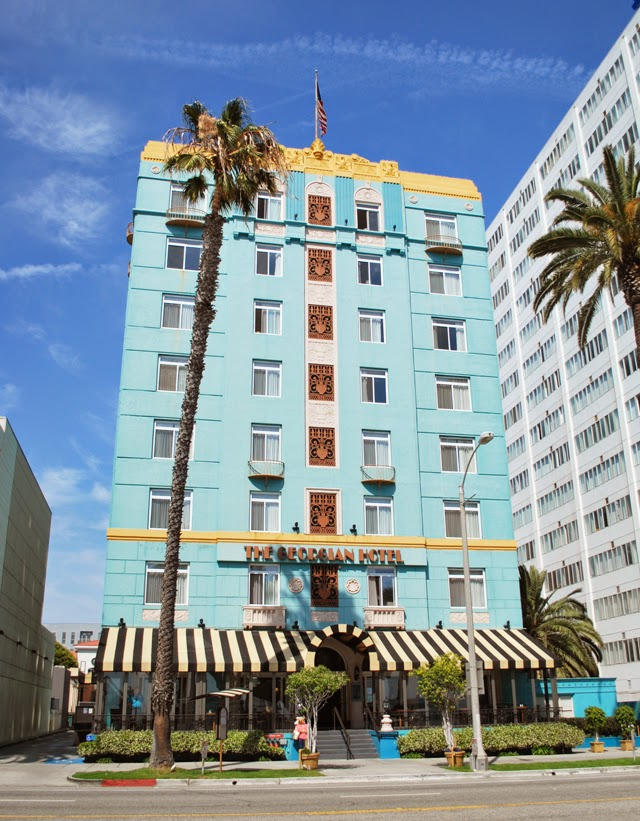 The Georgian Hotel, Santa Monica, California