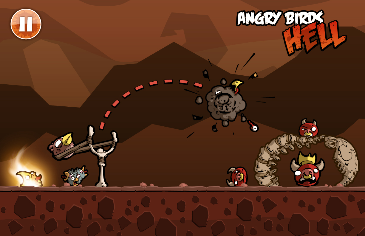 Angry Birds Star Wars A Coming The