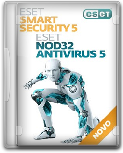 Download – ESET Smart Security & ESET NOD32 Antivirus 5.2.9.12 Final PT-BR + Crack