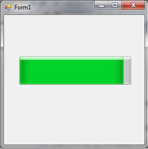 progress bar c# not updating