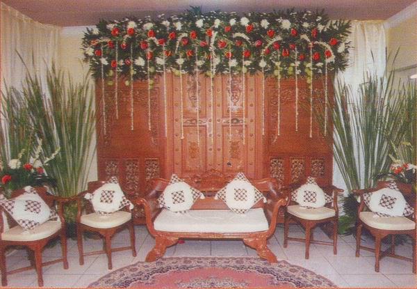 Dekorasi pernikahan, dan info harga paket sewa pelaminan ~ Penyewaan