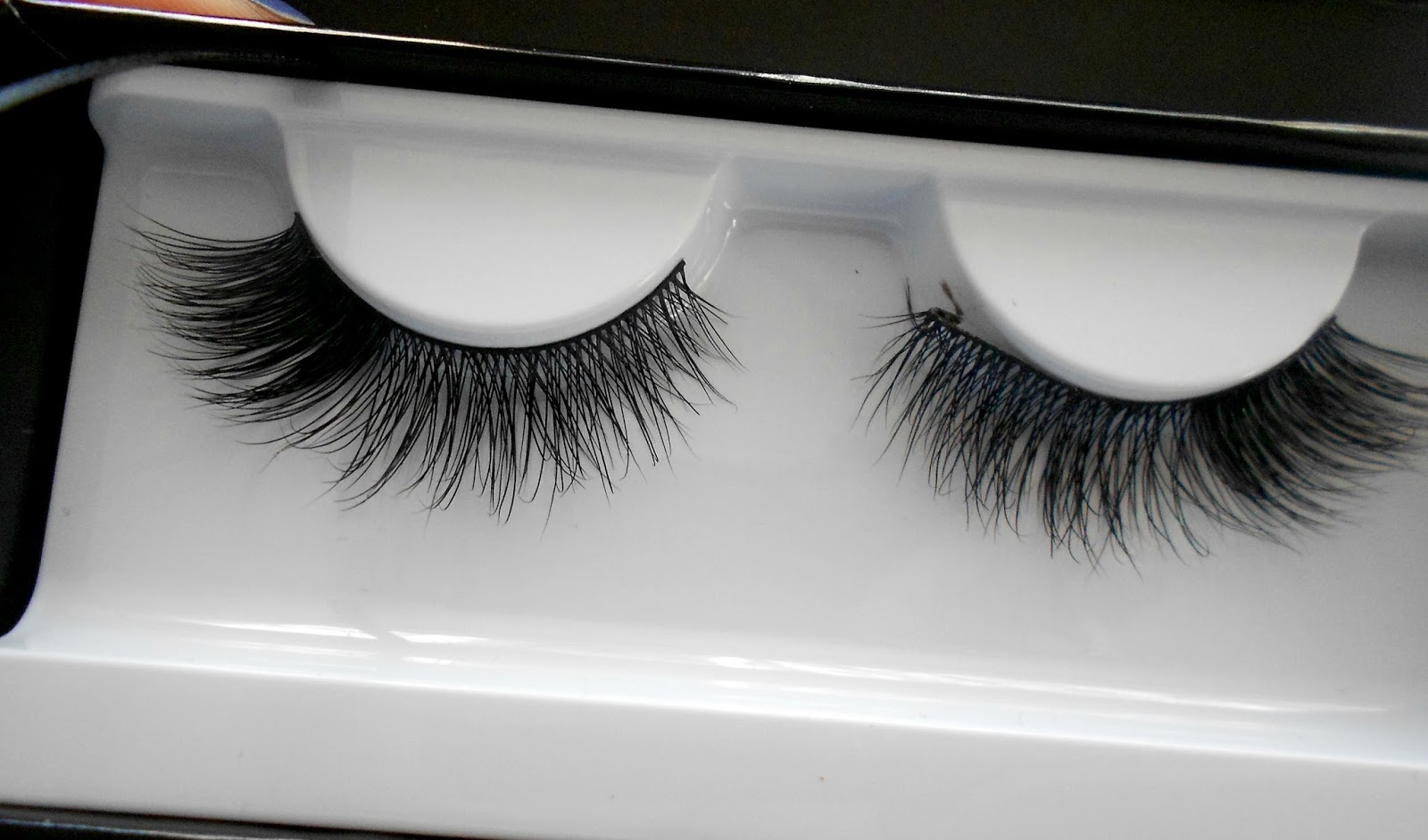 pure & pose lashes belle review