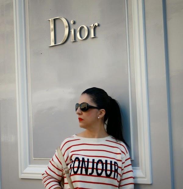 Camiseta de rayas_Paris_PrimSecret_Dior