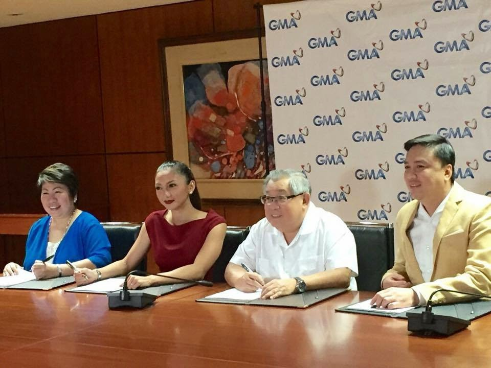 Iya Villania returns to GMA; signs contract with Kapuso network