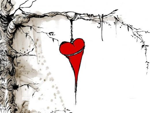 suicídio - corazon suicida - Suicídio: Uma solução permanente para um problema temporário