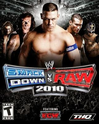 WWE Smackdown VS Raw 2010 PC