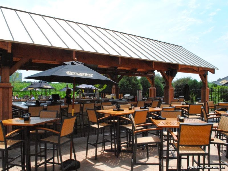 sprecher's patio