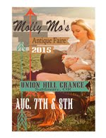 Molly Mo's 2015 Antique Faire