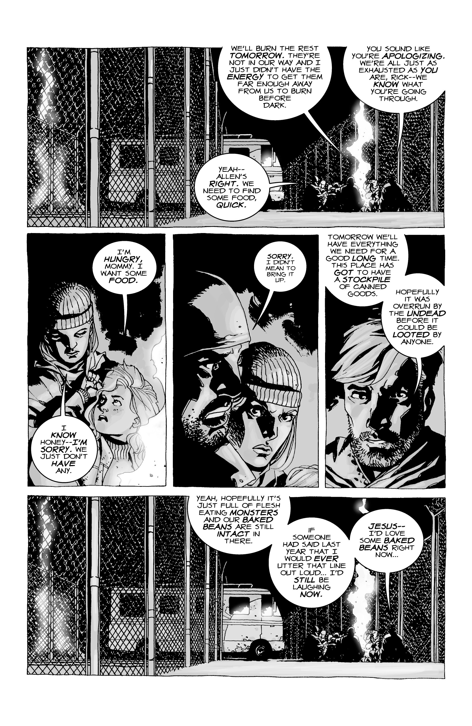 The Walking Dead Issue #13 Page 16