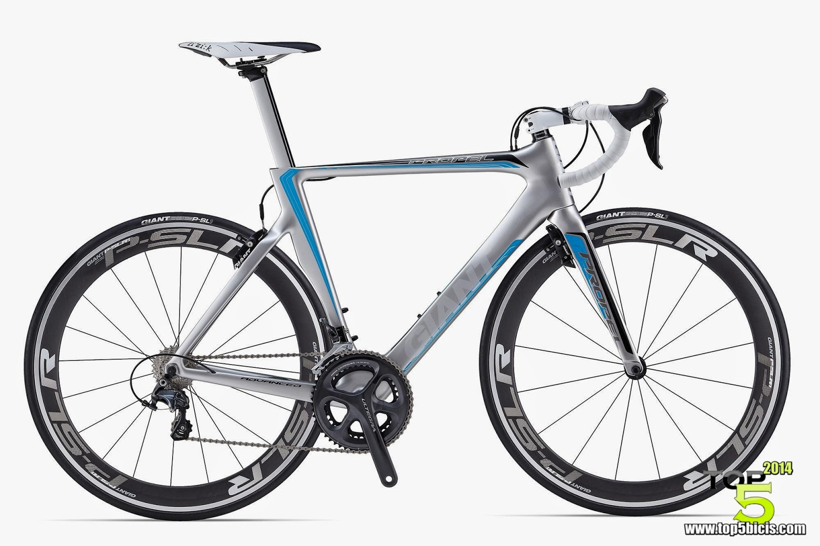 TOP 5 BICICLETAS DE CARRETERA: GIANT PROPEL ADVANCED 2