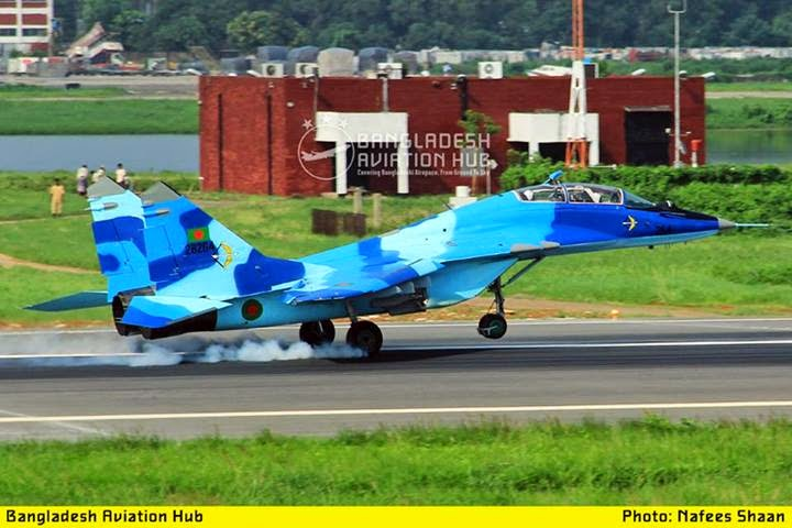 Mig-29 Bangladesh Air Force