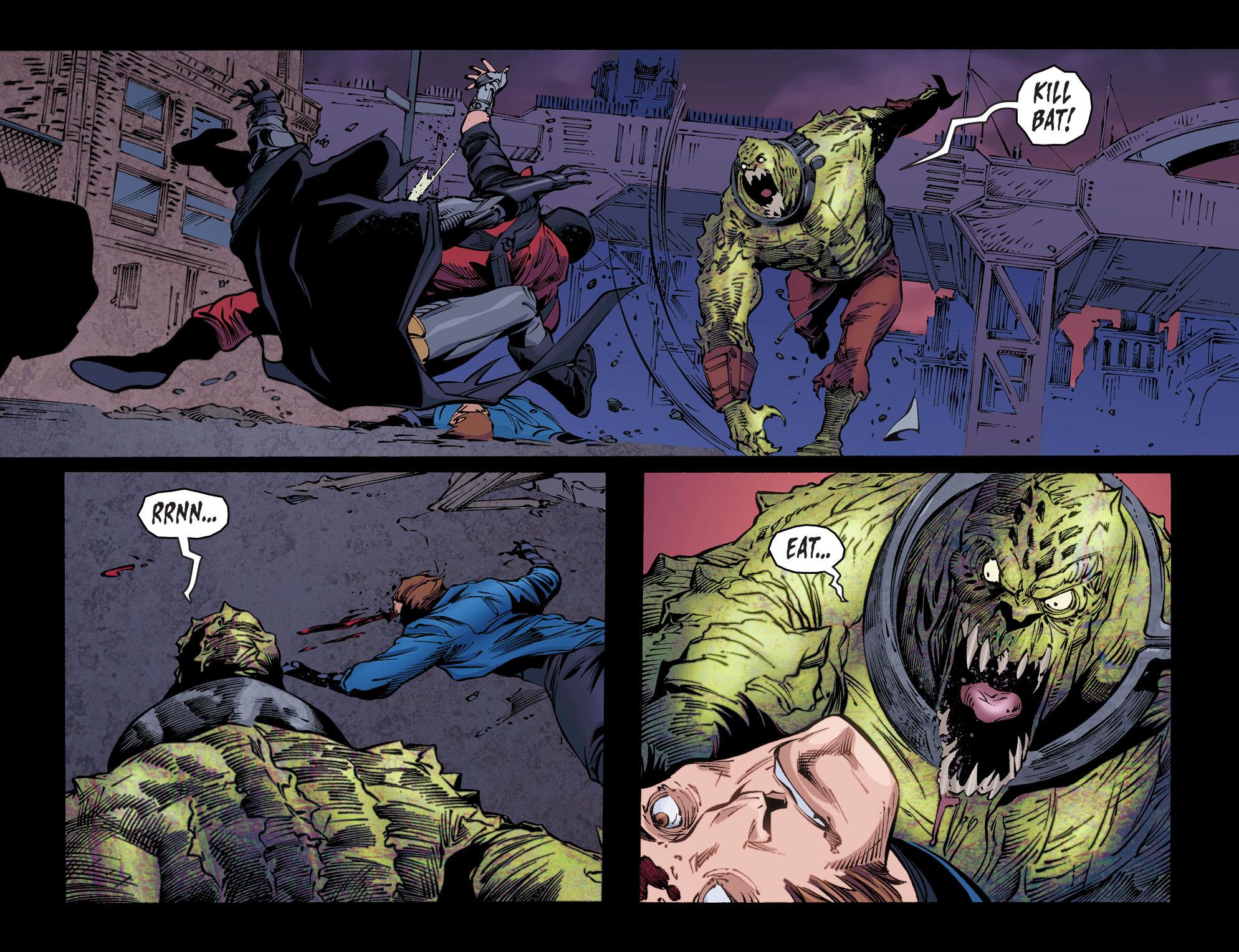 Batman: Arkham Knight [I] Issue #23 #25 - English 6