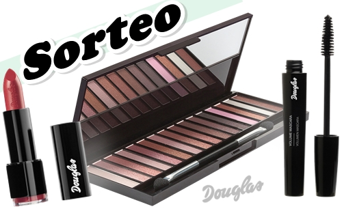 SORTEO: Consigue GRATIS este kit de maquillaje Douglas :